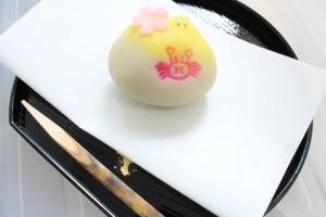 8/26 華やかな和菓子~ねりきり~