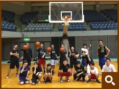 男女バスケットボール
