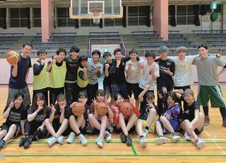 男女バスケットボール部